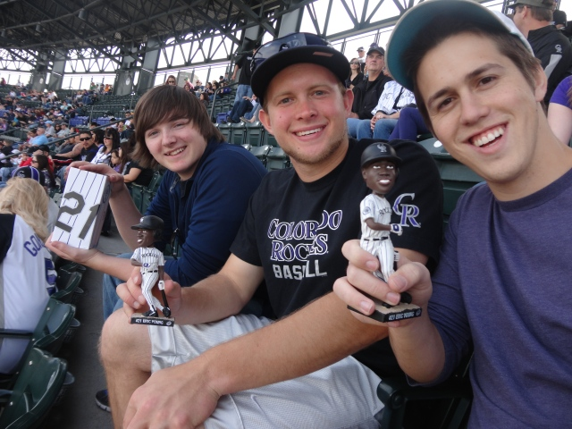 bobblehead day success